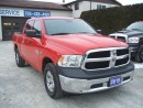 Used 2015 Dodge Ram 1500 ST, Crew Cab, 4x4,  V8 for sale in Beaverton, ON