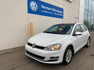 Used 2017 Volkswagen Golf COMFORTLINE W/ CONVENIENCE - CERTIFIED for sale in Edmonton, AB