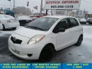 Used 2007 Toyota Yaris LE Auto All Power Options/AC *TRADE SPECIAL* for sale in Mississauga, ON