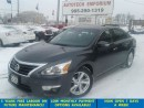 Used 2013 Nissan Altima SL Tech. Navi/Camera/Sunroof Remote starter for sale in Mississauga, ON