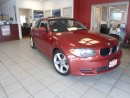 Used 2008 BMW 1 Series WBAUP93548VF47649 for sale in Oakville, ON
