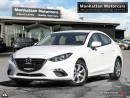 Used 2014 Mazda MAZDA3 GX-SKY AUTOMATIC | 1 OWNER | FACTORY WARRANTY for sale in Scarborough, ON