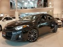 Used 2014 Toyota Corolla S-SPORT-AUTOMATIC-SUNROOF-ALLOYS for sale in York, ON