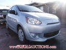 Used 2015 Mitsubishi MIRAGE  5D HATCHBACK AT for sale in Calgary, AB