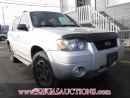 Used 2007 Ford ESCAPE LIMITED 4D UTILITY 4WD for sale in Calgary, AB