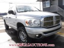 Used 2008 Dodge RAM 1500  QUAD CAB 4WD for sale in Calgary, AB