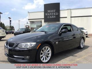 Used 2012 BMW 335i xDrive | *COUPE* | NO ACCIDENTS | SUNROOF for sale in Kitchener, ON