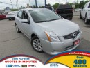 Used 2012 Nissan Sentra S | BLUETOOTH | CLEAN | MUST SEE for sale in London, ON