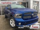 Used 2014 Dodge Ram 1500 Sport|Leather|Remote Start|Heated Seats for sale in Edmonton, AB