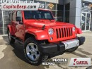 Used 2015 Jeep Wrangler Unlimited Sahara|Navigation for sale in Edmonton, AB