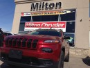 Used 2016 Jeep Cherokee SPORT ALTITUDE 4X4 V6 for sale in Milton, ON