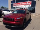 Used 2016 Jeep Cherokee Sport Altitude for sale in Milton, ON
