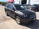 Used 2016 Jeep Compass NORTH HIGH ALTITUDE 4x4 for sale in Owen Sound, ON