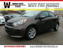 Used 2016 Kia Rio LS| BLUETOOTH| CRUISE CONTROL| A/C| 61,160KMS for sale in Cambridge, ON