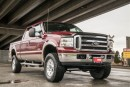 Used 2005 Ford F-350 Lariat for sale in Langley, BC