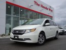Used 2014 Honda Odyssey EX-L NAVI- Honda Way Certified for sale in Abbotsford, BC