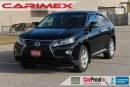 Used 2014 Lexus RX 350 ONLY 58K | Accident-FREE | Back-Up Camera for sale in Waterloo, ON