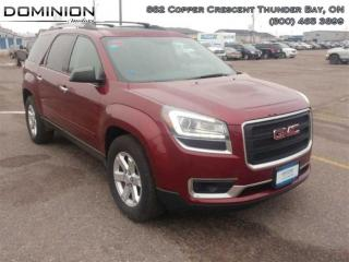 Used 2016 GMC Acadia SLE2 for sale in Thunder Bay, ON