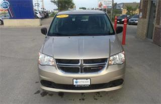 Used 2013 Dodge Grand Caravan SE for sale in Winnipeg, MB