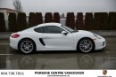 Used 2014 Porsche Cayman PDK for sale in Vancouver, BC