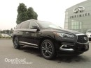Used 2016 Infiniti QX60 for sale in Langley, BC