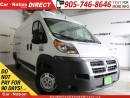 Used 2016 RAM 3500 ProMaster High Roof| BACK UP CAMERA| TOUCH SCREEN| for sale in Burlington, ON