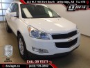 Used 2011 Chevrolet Traverse 1LT for sale in Lethbridge, AB