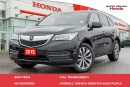 Used 2015 Acura MDX SH-AWD Nav Pkg SH-AWD all-wheel drive for sale in Whitby, ON