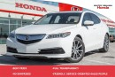 Used 2015 Acura TLX SH-AWD + Tech Pkg for sale in Whitby, ON