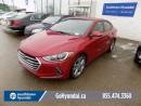 Used 2017 Hyundai Elantra GLS for sale in Edmonton, AB