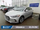 Used 2017 Hyundai Elantra SUNROOF, BACK UP CAMERA, ALLOY WHEELS for sale in Edmonton, AB