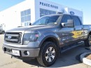 Used 2013 Ford F-150 FX4 4x4 SuperCrew Cab 6.5 ft. box 157 in. WB for sale in Peace River, AB