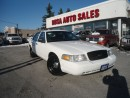 Used 2011 Ford Crown Victoria AUTO SAFETY ETEST Police interceptor CLEAN IN/OUT for sale in Oakville, ON