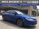 Used 2016 Chrysler 200 S for sale in Guelph, ON
