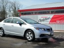 Used 2013 Honda Civic LX 4dr Sedan for sale in Brantford, ON