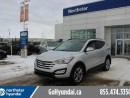 Used 2014 Hyundai Santa Fe Sport Limited Nav Sunroof Leather LOW KMS for sale in Edmonton, AB
