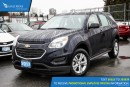 New 2017 Chevrolet Equinox LS for sale in Port Coquitlam, BC