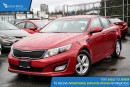 Used 2015 Kia Optima LX Heated Seats and Bluetooth for sale in Port Coquitlam, BC