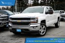 New 2017 Chevrolet Silverado 1500 1LT Navigation, Heated Seats, and Backup Camera for sale in Port Coquitlam, BC