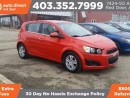 Used 2012 Chevrolet Sonic LT for sale in Red Deer, AB