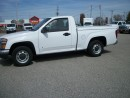 Used 2008 GMC Canyon SL   Regular Cab   CERTIFIED for sale in Stratford, ON