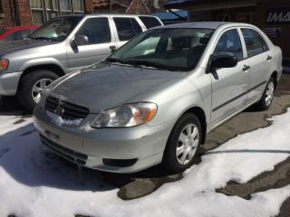 Used 2003 Toyota Corolla CE for sale in London, ON