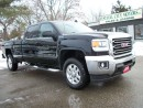 Used 2015 GMC Sierra 2500 Crew Cab | 4x4 | Long Box | CERTIFIED for sale in Stratford, ON