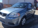 Used 2007 Pontiac Wave Certified + E-Tested for sale in North York, ON
