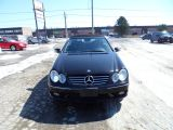 Photo of Black 2005 Mercedes-Benz CLK500