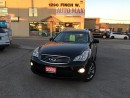 Used 2009 Infiniti EX35 One Owner, Clean Carproof, navigation for sale in North York, ON