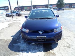 2007 Honda Civic 4x4 Touring