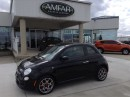 Used 2015 Fiat 500 SPORT / AUTO / NO PAYMENTS FOR 6 MONTHS !! for sale in Tilbury, ON