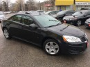 Used 2009 Pontiac G6 SE/PWR ROOF/LOADED/ALLOYS for sale in Pickering, ON