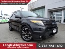 Used 2013 Ford Explorer Sport W/ NAVIGATION, LEATHER & MOON-ROOF for sale in Surrey, BC